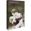 Embrace 5ft Full Height Push-Fit Tension Fabric Display